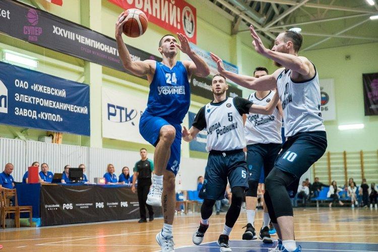 «Уфимец» с победы начинает выступление на предсезонном турнире в Ижевске
