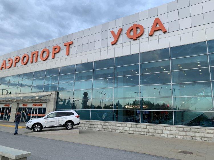 Аэропорт «Уфа» в летние каникулы обслужил 40 тысяч детей