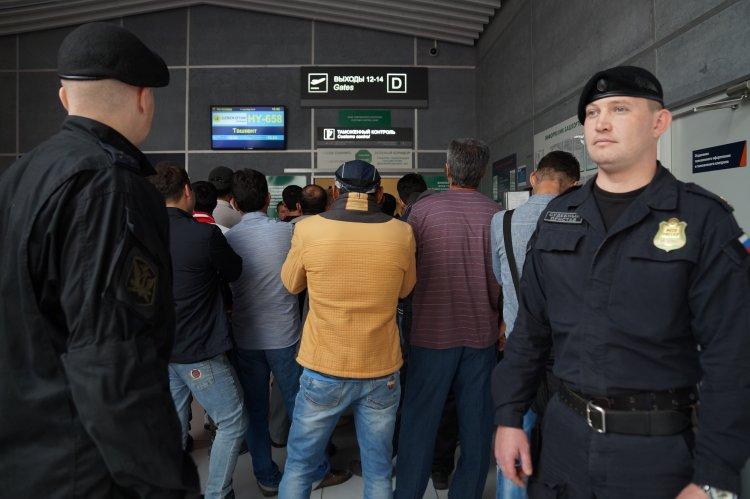 Судебные приставы Башкирии депортировали 26 иностранцев
