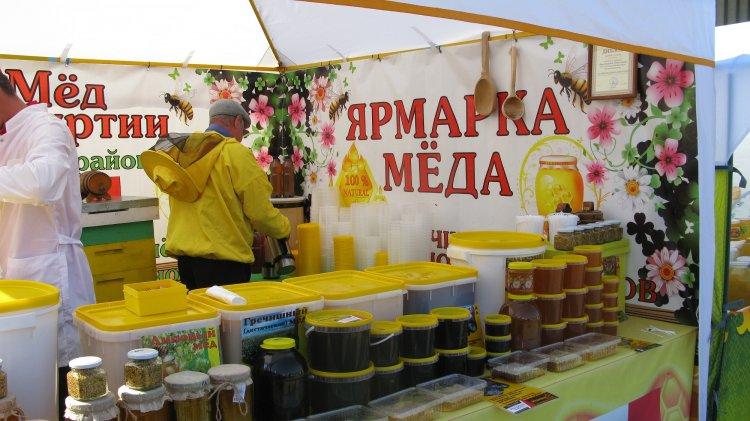 В Уфе прошел фестиваль башкирского мёда «Мёд на столе – здоровье в семье»