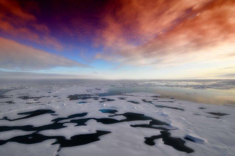 На Антарктиду обрушилось «внезапное стратосферное потепление», ученые бьют тревогу