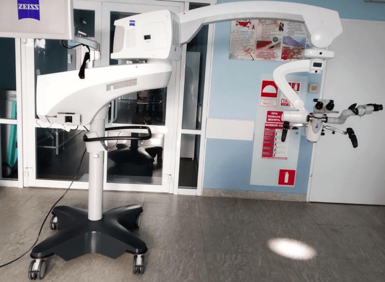 В Республиканский клинический онкологический диспансер закупили операционный микроскоп