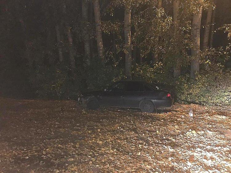 В Уфе по вине пьяного водителя пострадали две девушки