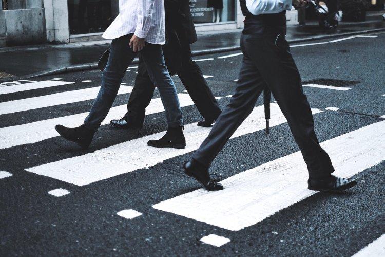В Стерлитамаке ведётся устройство пешеходных переходов по ГОСТу