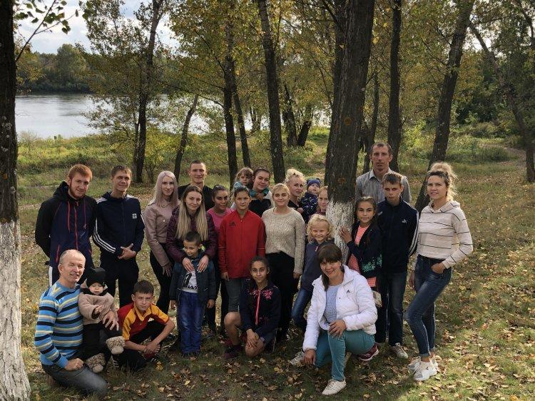 Семья из Башкирии, воспитывающая 21 ребенка, стала призером конкурса «Успешная семья Приволжья»