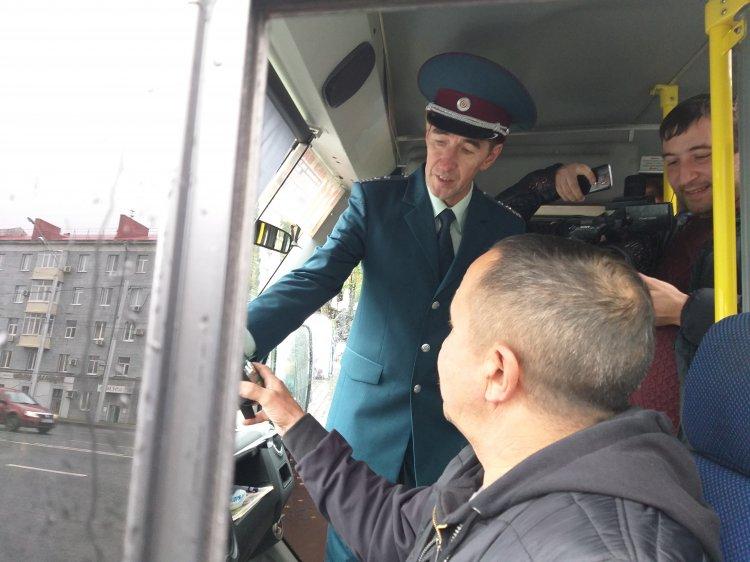 В Башкирии проводятся рейды на предмет применения ККТ при осуществлении расчетов с пассажирами