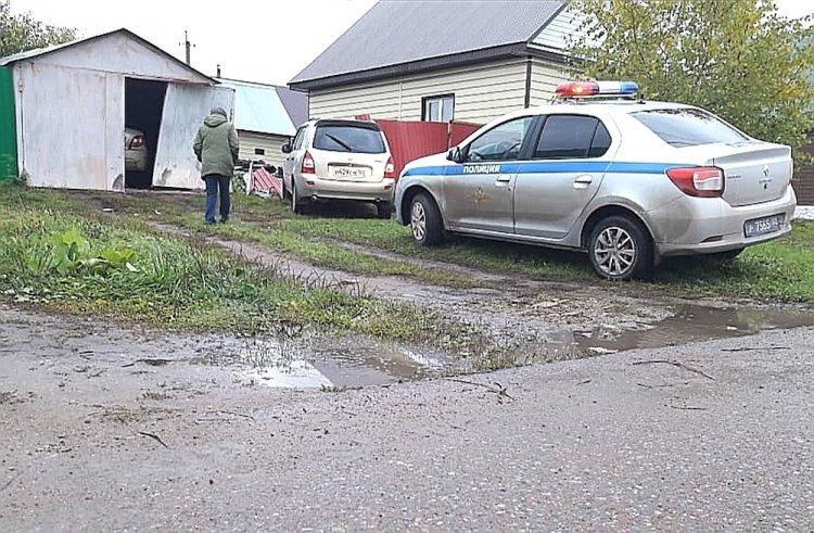 В Башкирии 68-летний водитель «Лады» умер за рулем и врезался в забор