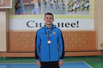 Студент СФ БашГУ стал призёром чемпионата мира по плаванию
