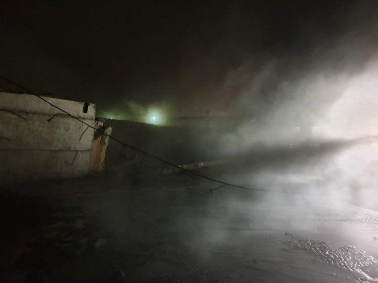 В Благовещенске следователи устанавливают обстоятельства происшествия на ОАО «ПОЛИЭФ»