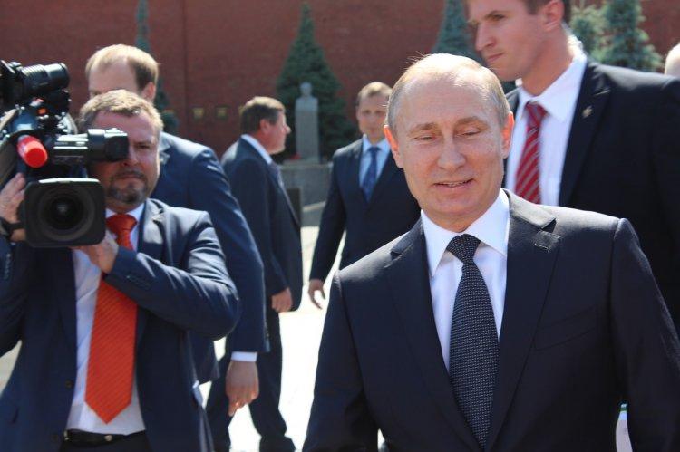 Стало известно, как Путин проведет день рождения
