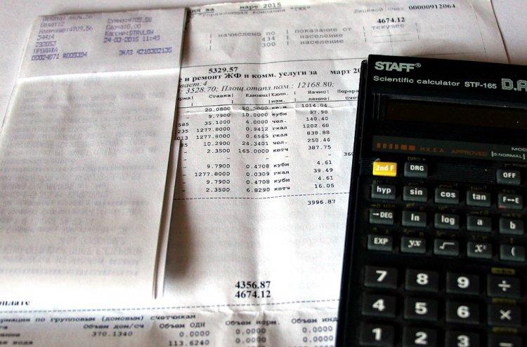 ООО «БашРТС» переносит сроки предоставления квитанций за сентябрь