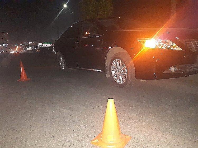В Уфе женщина за рулём Toyota Camry насмерть сбила 5-летнего ребенка
