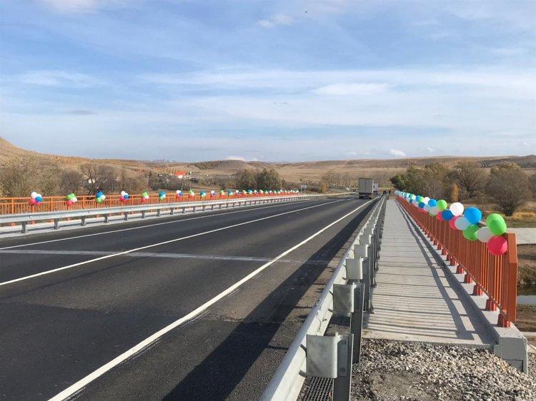 В Башкирии досрочно введены в эксплуатацию мосты на трассе М-5 «Урал»