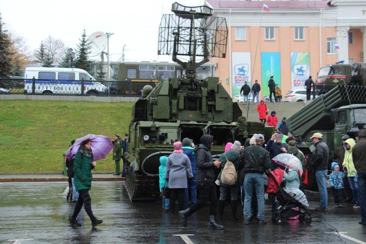 Уфа встретила Всероссийскую акцию  «Твой выбор!»