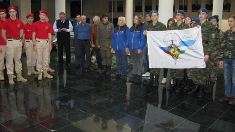 В Уфе прошла церемония передачи останков воинов, погибших во время ВОВ