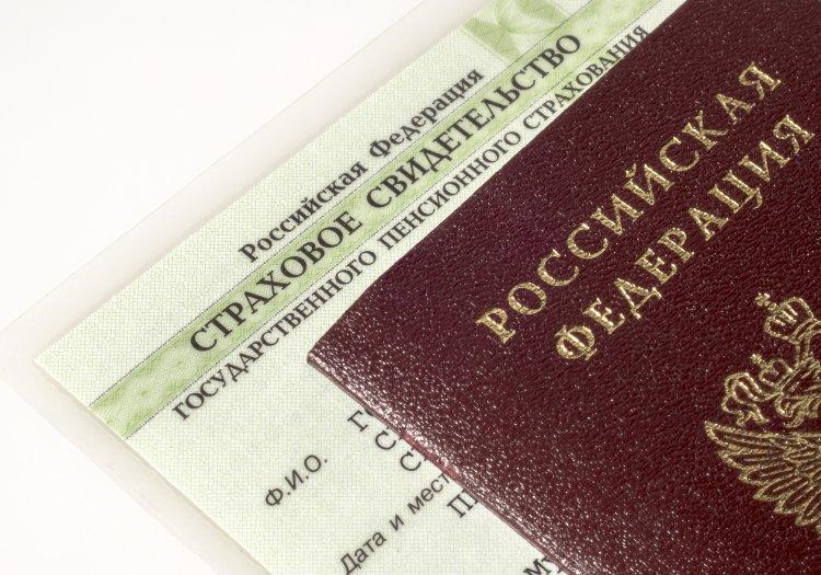 Жители Башкирии могут получить электронный вариант СНИЛСа .