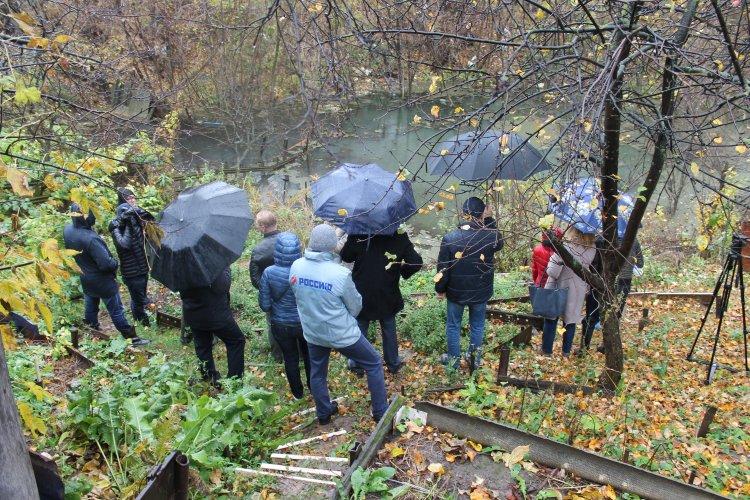 ОНФ призывает власти Уфы помочь жителям частного сектора, чьи участки из-за стройки превратились в болото