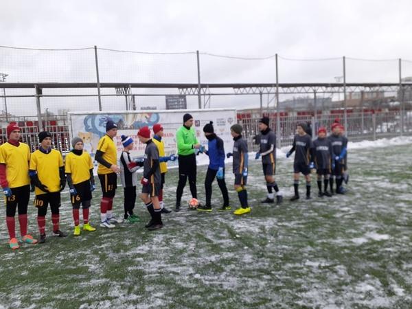 Ребята из Аургазинского района представляют Башкортостан на финале фестиваля дворового футбола в Москве