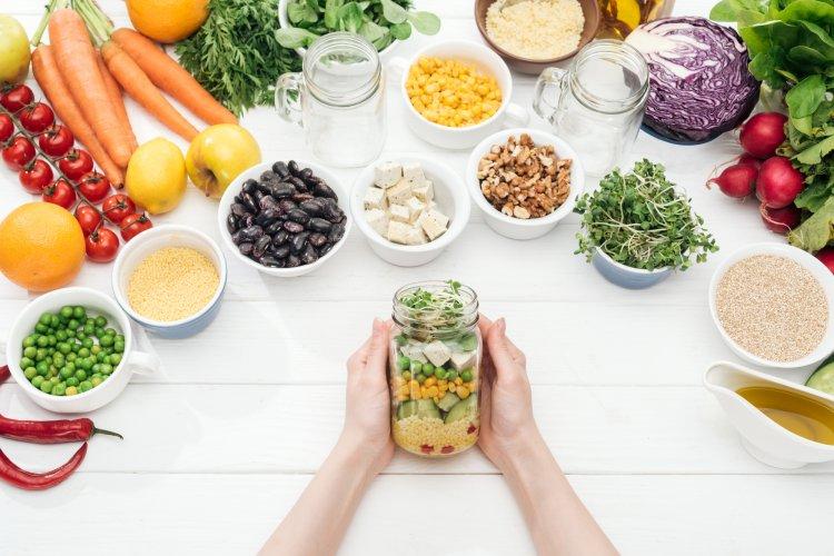 Похудеть на 5 кг за 5 дней: эффективная корейская диета «Стакан еды»