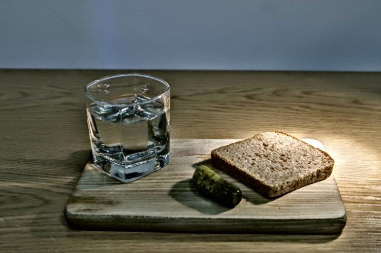 Названа смертельная доза водки в России