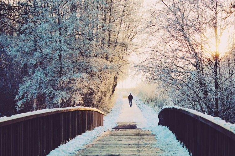 Снежный покров установился только на 30% территории Башкирии