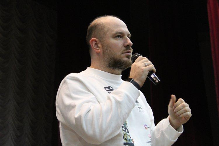 В СФ БашГУ побывал Ломоносовский обоз