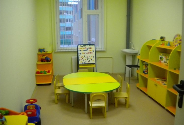 В Стерлитамаке строятся два детских сада