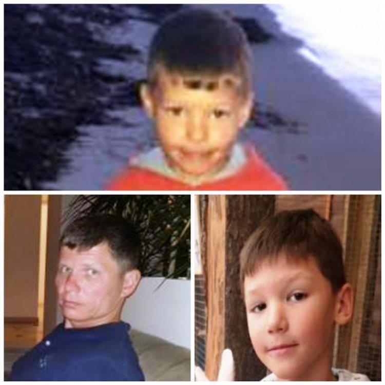 В Башкирии объявлено вознаграждение за информацию о местонахождении отца с двумя детьми