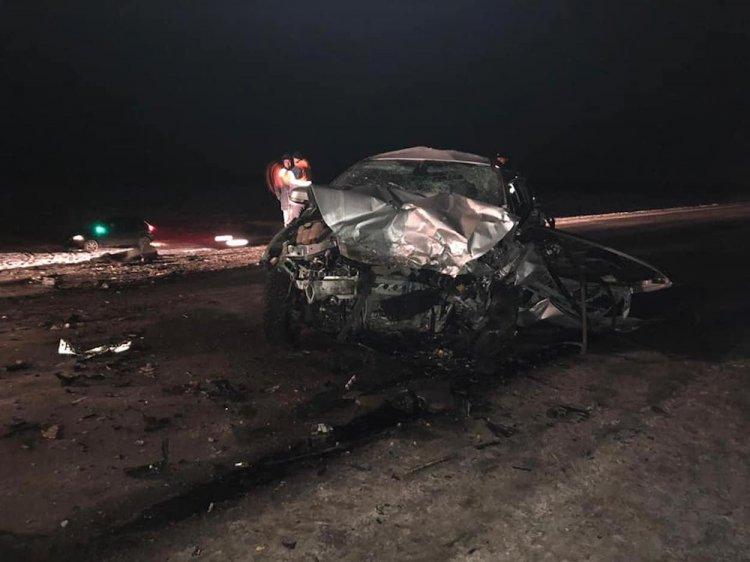 Водитель и ребенок погибли в жутком ДТП на трассе в Башкирии