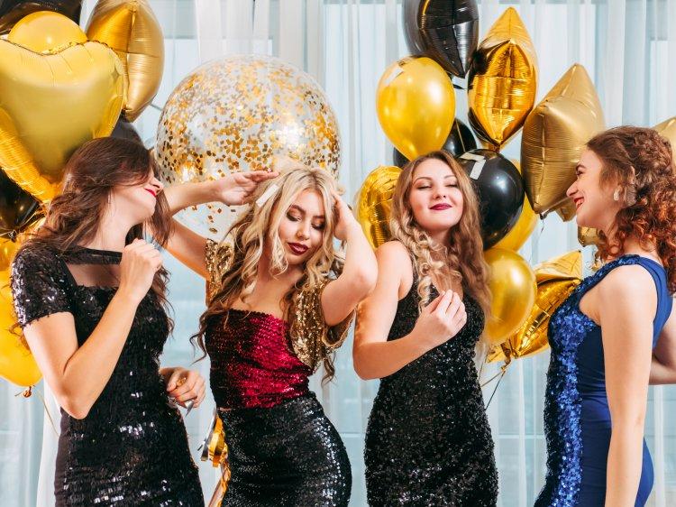 Прически Новый год 2020 год, которые подойдут на любую длину волос