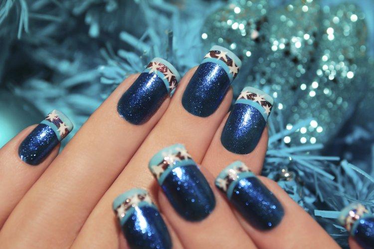 Новогодний маникюр 2020: сказочные ногти, готовые встречать праздник