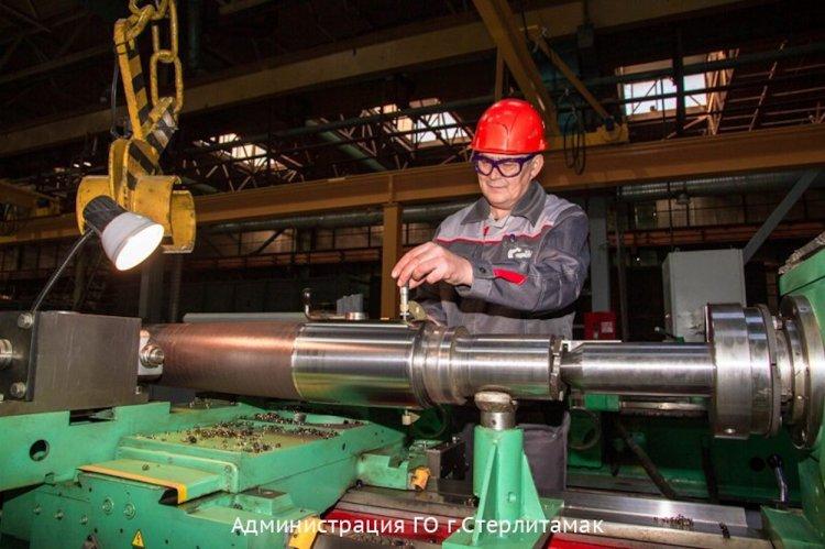 В Стерлитамаке на вагоноремонтном заводе открыли новый цех