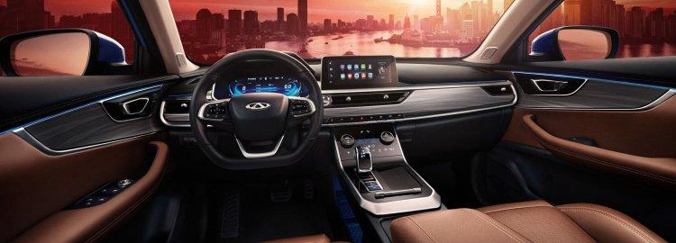 Китай наступает: Новый Chery Tiggo 8 затмит Hyundai Santa Fe и KIA Sorento Prime?