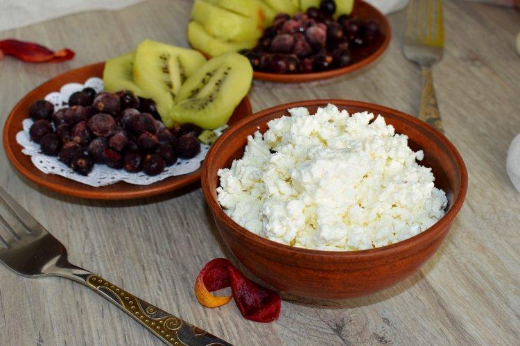 Творожная диета поможет похудеть на 4 кг всего за 3 дня