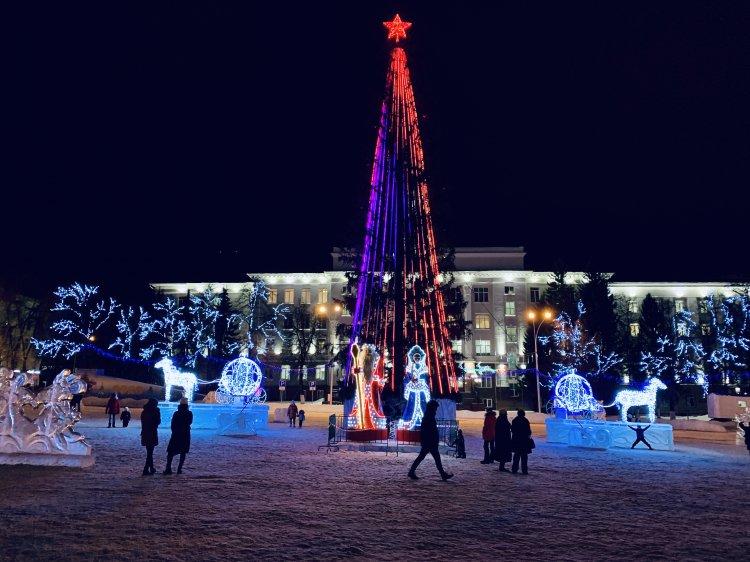 Башкортостан готовится к встрече Нового 2020 года