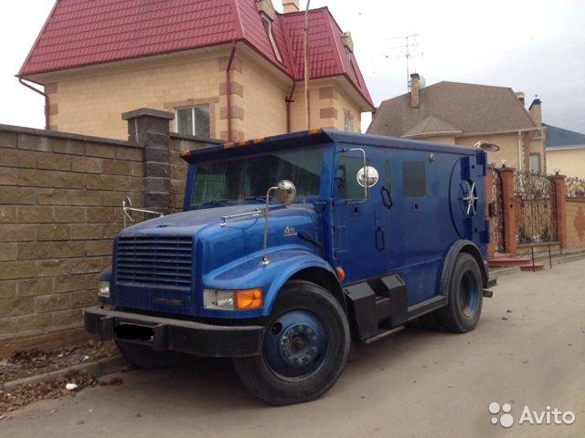 На Авито продают броневик из сериала «Полицейский с Рублевки»