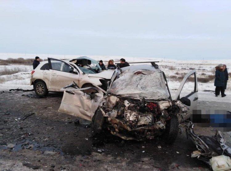 Один человек погиб и шесть пострадали в страшном ДТП в Башкирии