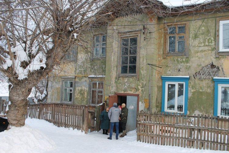 ОНФ в Башкортостане просит власти Уфы оперативно расселить дом на Миасской