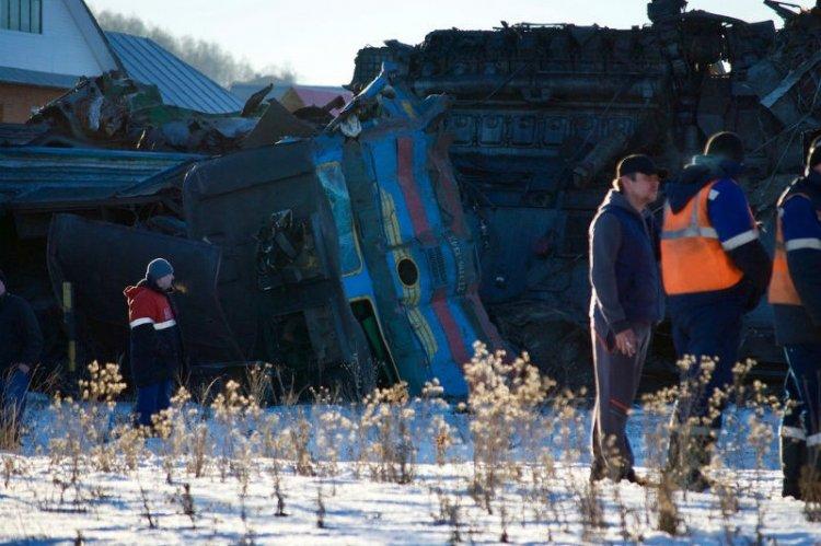 В Башкирии вынесли приговоры по уголовному делу о столкновении грузовых поездов