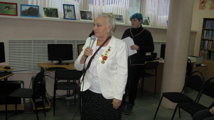 В Уфе прошел «Урок мужества», посвященный снятию блокады Ленинграда