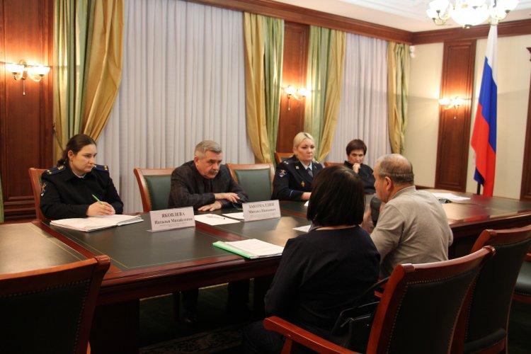 Вопросы обеспечения жильем инвалида рассмотрели на личном приеме граждан у Михаила Закомалдина в Уфе