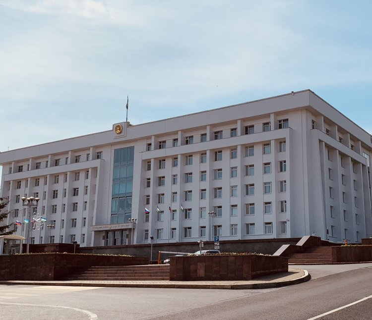 Члены правительства Башкирии получат спецформу