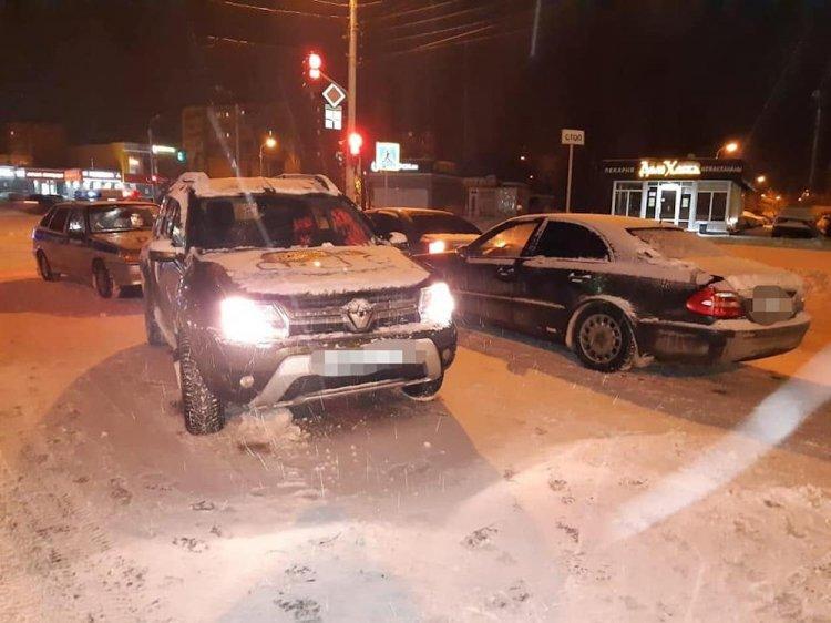 В Уфе виновник ДТП с тремя авто отказался от медицинского освидетельствования