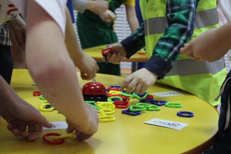 Впервые в Стерлитамаке состоялись робототехнические соревнования для дошколят