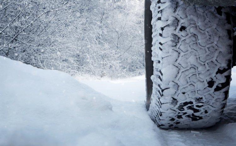 В России хотят изменить правила использования шипованных шин