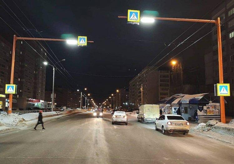 В Стерлитамаке на пешеходном переходе сбили женщину