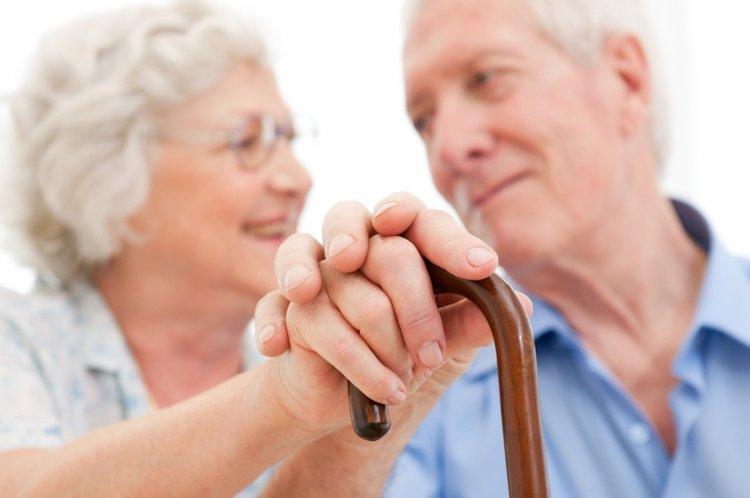 Пик радости и счастья наступает в 82 года