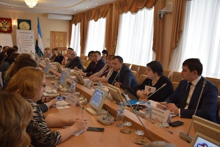 В муниципалитетах Башкортостана организуют ресурсные центры поп поддержке НКО
