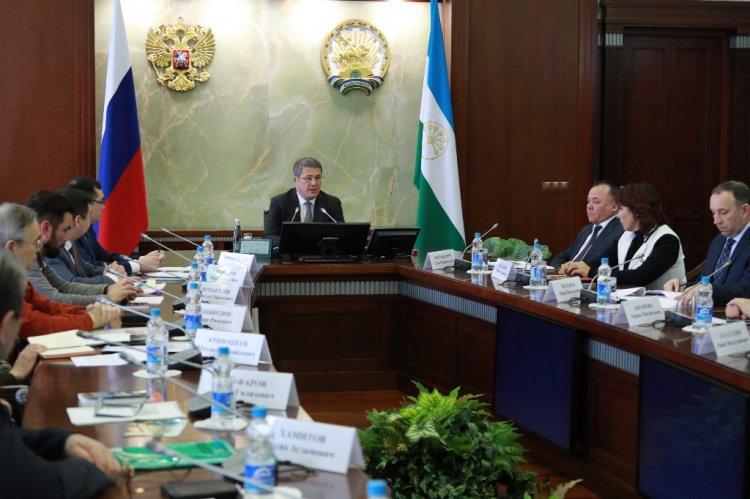 В Башкортостане создадут рабочую группу по вопросам разработки шихана Куштау