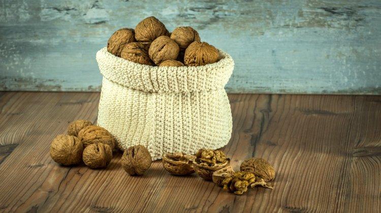 Почему врачи советуют есть грецкие орехи?